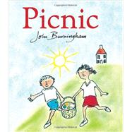 Picnic by BURNINGHAM, JOHNBURNINGHAM, JOHN, 9780763669454
