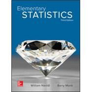 ELEMENTARY STATISTICS by Unknown, 9781259969454