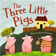 The Three Little Pigs by Parragon Books; Matsuoka, Mei, 9781472339454