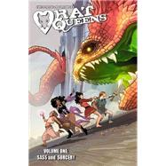 Rat Queens 1 by Wiebe, Kurtis J.; Upchurch, Roc; Brisson, Ed; Tavishati, Laura, 9781607069454