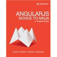 Angularjs: Novice to Ninja by Panda, Sandeep, 9780992279455