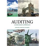 Auditing: A Risk Based-Approach by Johnstone/Gramling/Rittenberg, 9781337619455