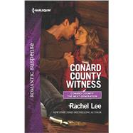 Conard County Witness by Lee, Rachel, 9780373279456