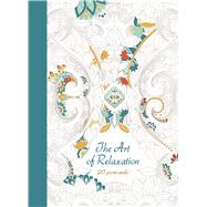 The Art of Relaxation: 20 Postcards by Unknown, 9781454709459