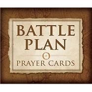 The Battle Plan Prayer Cards by Kendrick, Stephen; Kendrick, Alex, 9780805489460
