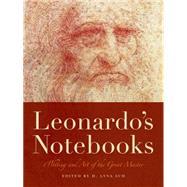 Leonardo's Notebooks by Da Vinci, Leonardo; Suh, H. Anna, 9781579129460