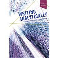 Writing Analytically by Rosenwasser, David; Stephen, Jill, 9781337559461