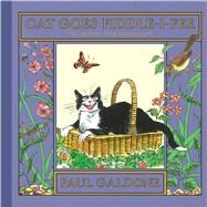 Cat Goes Fiddle-i-Fee by Galdone, Paul (ADP), 9780547389462