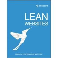 Lean Websites by Bermes, Barbara, 9780992279462