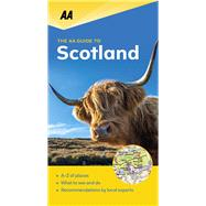 Aa Guide to Scotland by Automobile Association (Great Britain), 9780749579463