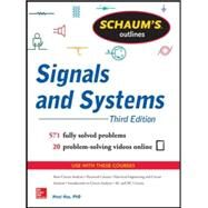 Schaum's Outline of Signals and Systems, 3rd Edition by Hsu, Hwei, 9780071829465