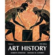 Art History, Volume 1 Plus NEW MyLab Arts  -- Access Card Package by Stokstad, Marilyn; Cothren, Michael W., 9780205949465