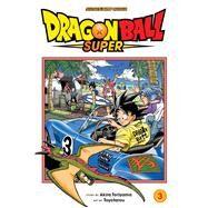 Dragon Ball Super 3 by Toriyama, Akira; Toyotarou, 9781421599465