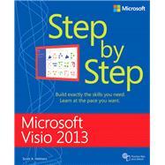 Microsoft Visio 2013 Step by Step by Helmers, Scott A., 9780735669468