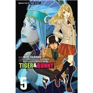 Tiger & Bunny, Vol. 5 by Sakakibara, Mizuki; Nishida, Masafumi; Katsura, Masakazu, 9781421569468