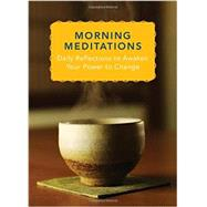 Morning Meditations by Norton Professional Books, 9780393709469