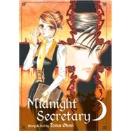 Midnight Secretary, Vol. 3 by Ohmi, Tomu, 9781421559469