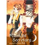 Midnight Secretary, Vol. 3 by Ohmi, Tomu, 9781421559469