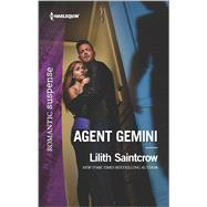 Agent Gemini by Saintcrow, Lilith, 9780373279470