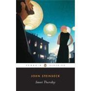 Sweet Thursday by Steinbeck, John; DeMott, Robert; DeMott, Robert, 9780143039471