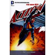 Superman: Action Comics Vol. 5: What Lies Beneath (The New 52) by PAK, GREGKUDER, AARON, 9781401249472