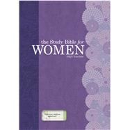 The Study Bible for Women, NKJV Personal Size Edition Willow Green/Wildflower LeatherTouch by Patterson, Dorothy Kelley; Kelley, Rhonda; Holman Bible Staff, 9781433619472