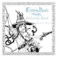 Cursed Pirate Girl Coloring Book by Bastian, Jeremy A., 9781608869473