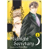 Midnight Secretary, Vol. 4 by Ohmi, Tomu, 9781421559476
