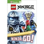 DK Readers L2: LEGO NINJAGO: Ninja, Go! by DK Publishing, 9781465429476