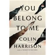 You Belong to Me A Novel by Harrison, Colin, 9780374299477