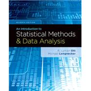 An Introduction to Statistical Methods and Data Analysis by Ott, R. Lyman; Longnecker, Micheal T., 9781305269477