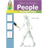 How to Draw People in Simple Steps by Hodge, Susie, 9781844489480