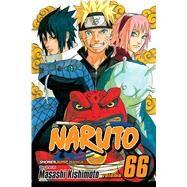 Naruto, Vol. 66 by Kishimoto, Masashi, 9781421569482