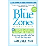 The Blue Zones, Second Edition by BUETTNER, DAN, 9781426209482