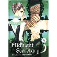 Midnight Secretary, Vol. 5 by Ohmi, Tomu, 9781421559483