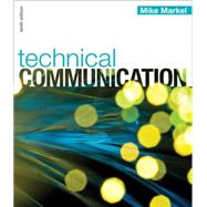 Technical Communication by Markel, 9780312679484