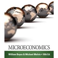 Microeconomics by Boyes, William; Melvin, Michael, 9781285859484