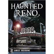 Haunted Reno by Oberding, Janice, 9781626199484