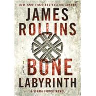 The Bone Labyrinth by Rollins, James, 9780062409485