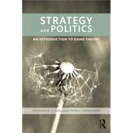 Strategy and Politics: An Introduction to Game Theory by Niou; Emerson, 9781138019485