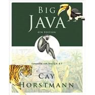 Big Java: Compatible with Java 5, 6 and 7, 4th Edition at Biggerbooks.com