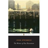 The Winter of Our Discontent by Steinbeck, John (Author); Shillinglaw, Susan (Introduction by); Shillinglaw, Susan (Notes by), 9780143039488