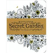 Secret Garden: Three Mini Journals by Basford, Johanna, 9781856699488