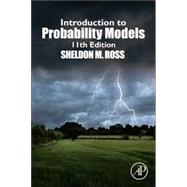 Introduction to Probability Models by Ross, Sheldon M., 9780124079489