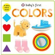Baby's First Colors by Priddy, Roger, 9780312519490