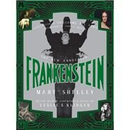 The New Annotated Frankenstein by Shelley, Mary Wollstonecraft; Klinger, Leslie S.; Toro, Guillermo del; Mellor, Anne K. (AFT), 9780871409492