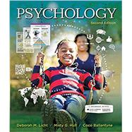 Scientific American: Psychology by Licht, Deborah; Hull, Misty; Ballantyne, Coco, 9781464199493