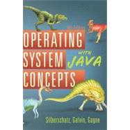 Operating System Concepts with Java, 8th Edition by Abraham Silberschatz (Yale University ); Peter B. Galvin (Corporate Technologies); Greg Gagne (Westminster College), 9780470509494