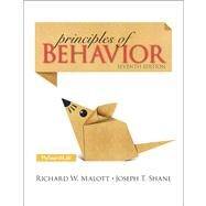 Principles of Behavior by MALOTT; TROJAN, 9780205959495