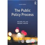 The Public Policy Process by Hill; Michael, 9781138909496